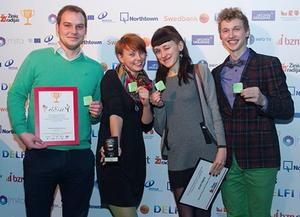 """ZOOMBOOK tarp geriausių Lietuvos """"Startupų"""""""