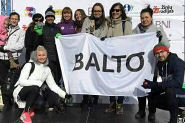 International Boss day, or Run, BALTO, run!