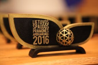 Lithuanian printing industry awards 2016