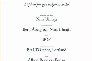 Svensk Bokkonst (Swedish Book Art)